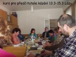 kurs pro předčitatele kázání